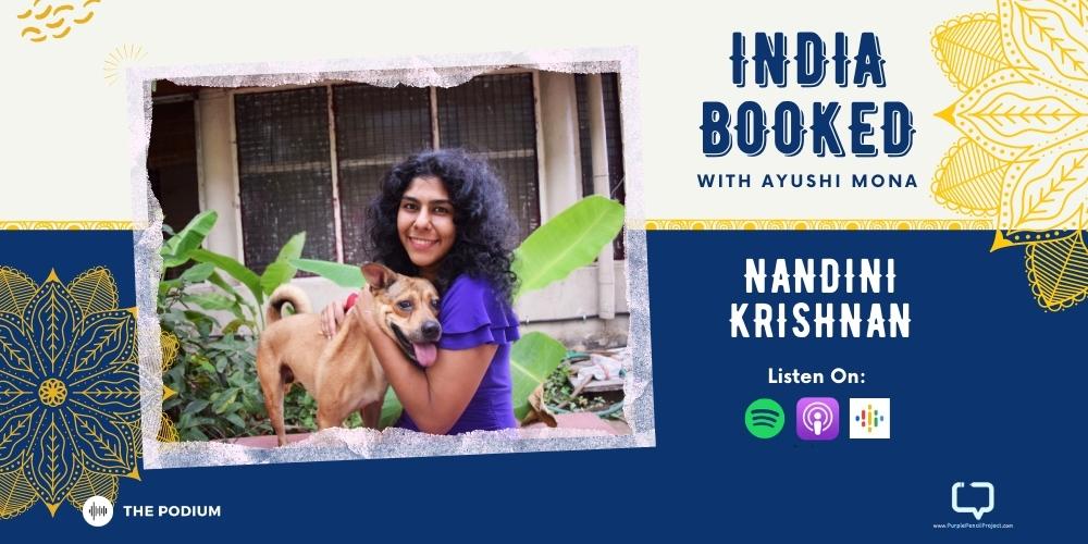 Nandini Krishnan - Invisible Man